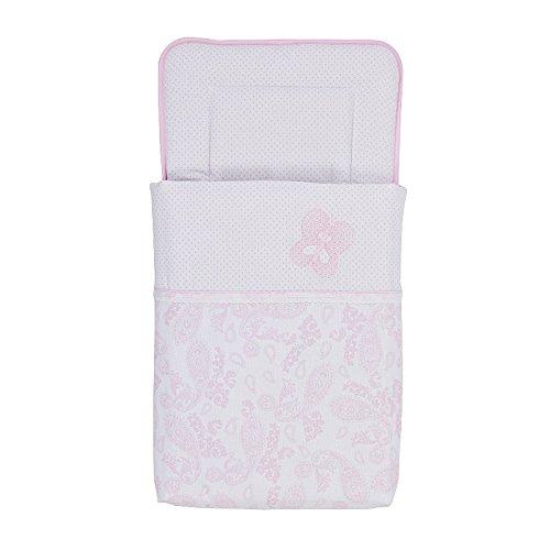 Bolin Bolon Footmuff for Pram Pink 1742149013200