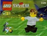 Lego Shell 1998 World Cup Austrian National Soccer Player 3320