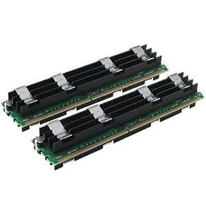 4GB Kit 667MHz PC2-5300 DDR2 (CT2KIT25672AP667) -