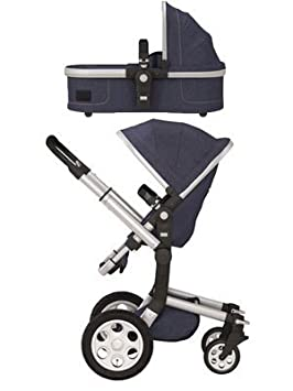 Betere Joolz Day - Jeans - Silver Chassis: Amazon.co.uk: Baby IH-83