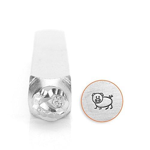 ImpressArt- 6mm, Oinky Design Stamp by ImpressArt