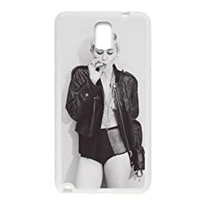 Happy Cool girl Cell Phone Case for Samsung Galaxy Note3