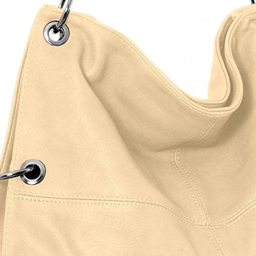 TS561 CASPAR Sac Panna Cotta main à l'épaule multifonction femme plusieurs à pour coloris bandoulière porté ddr5Oq