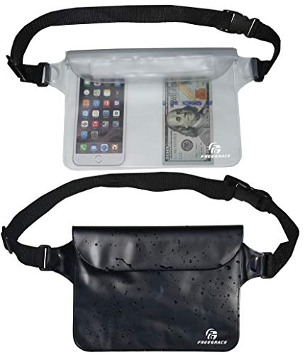 Freegrace Waterproof Pouches with