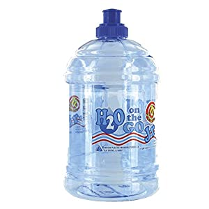 Arrow Home Products 75104 H2O On The Go Jr 1 Lt. Water Bottle (1 Bottle)