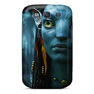 Top Quality Rugged 3d Movie Avatar Cases Covers For Galaxy S3