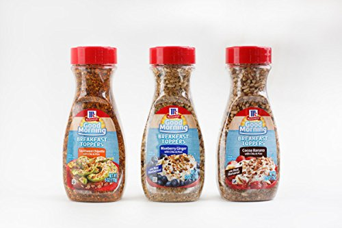 McCormick Good Morning Blends & Toppers (Sweet & Savor Breakfast Topper) Breakfast Cocoa
