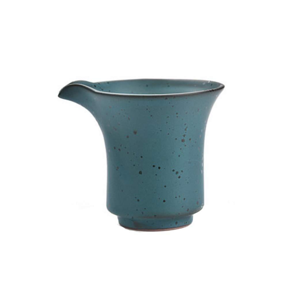 Kylin Express Vintage Handmade Ceramic Pottery Porcelain Tea Accessories,Chinese & Japanese Style Kungfu Tea Set7