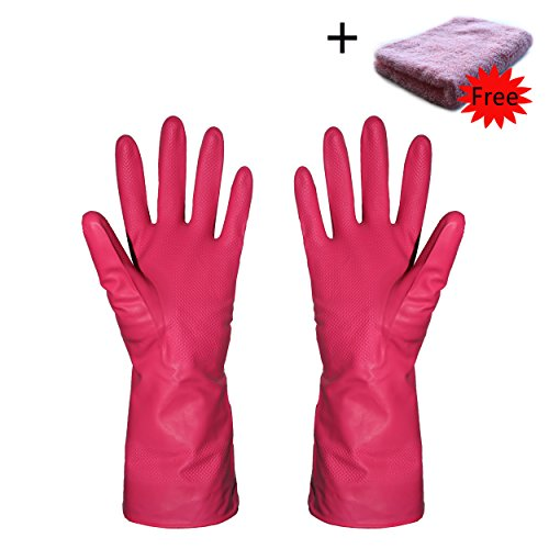 organic dish gloves - 5