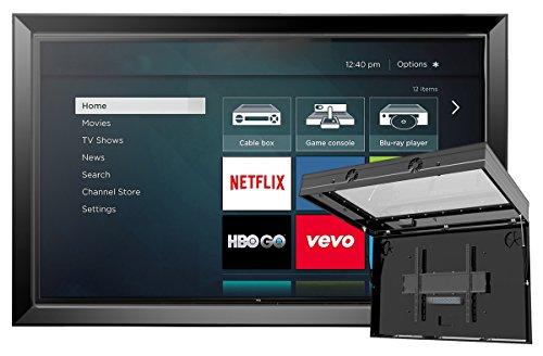 The TV Shield Pro 65-70' Outdoor Weatherproof TV/ Display Enclosure