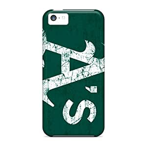 Jgw2019vpxU Mbsky Awesome Case Cover Compatible With Iphone 5c - Oakland Athletics