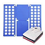 Adult Magic Clothes Tshirts Folder Organizer Flip Fold