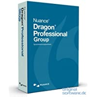 Dragon Professional Group Lizenz für 1 Benutzer (Medialess ohne Datenträger)