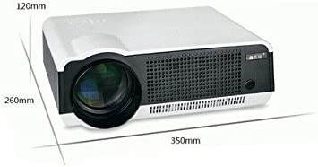 Amazon.com: Gowe 1280800 Full HD 4000Lumen Led LCD Projector ...