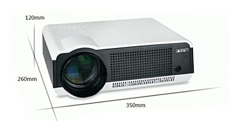 Amazon.com: Gowe 1280*800 Full HD 4000Lumen Led LCD ...