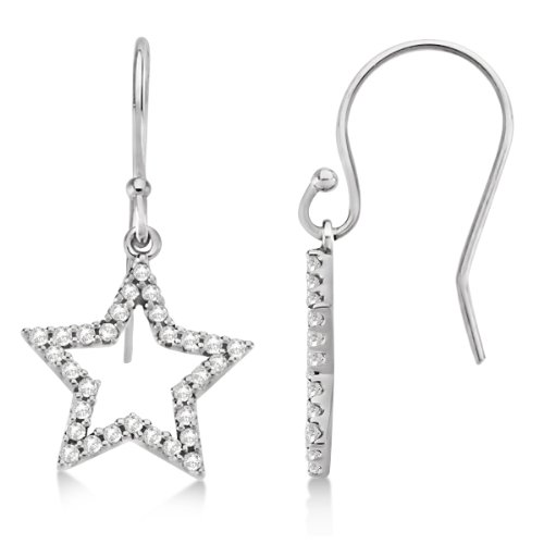 0.34 Ct Diamond Dangle - 5