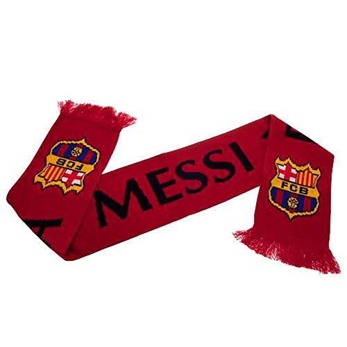 (Club Licensed Barcelona Messi Scarf)