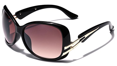 Butterfly Oversized Two Tone Women's Fashion - Designer Sunglasses Cheap