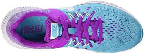 Nike Wmns Zoom Winflo 2 - Zapatillas de Running Mujer Varios colores (Royal /     Black /     White)