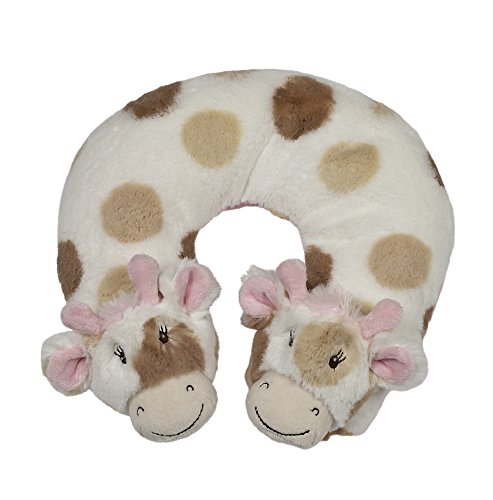 Maison Chic Travel Pillow, Grace the Giraffe Grace Embellishment
