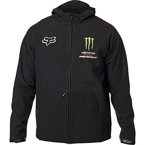 Fox Racing Monster/Pro Circuit Bionic Jacket (MEDIUM) (BLACK)