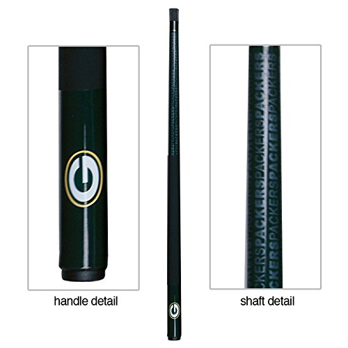 (Eliminator NFL Green Bay Packers Billiard Pool Cue Stick )