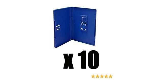 10 cajas para juego PS Vita – compra por X 10: Amazon.es: Oficina y papelería