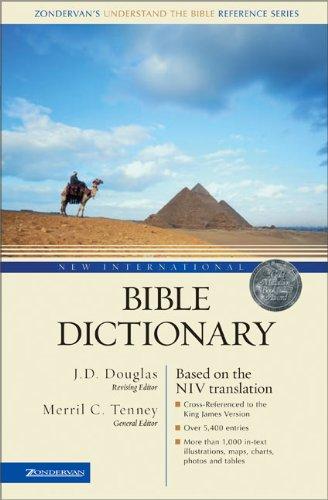 New International Bible Dictionary