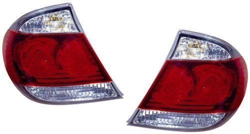Toyota Camry Tail Lamp Assembly (Toyota Camry (LE/XLE USA Built) Replacement Tail Light Assembly - Passenger Side)