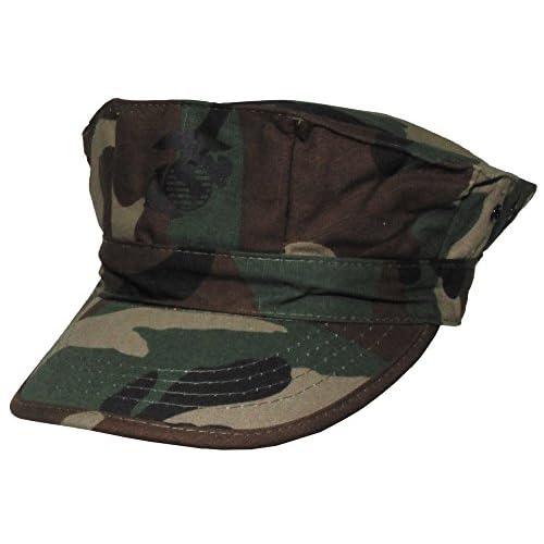 "'US casquette ""USMC Rip Stop, avec impression de Marine Cop"