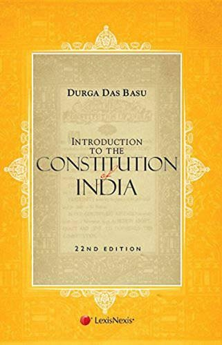 Introduction To The Constitution Of India ebook