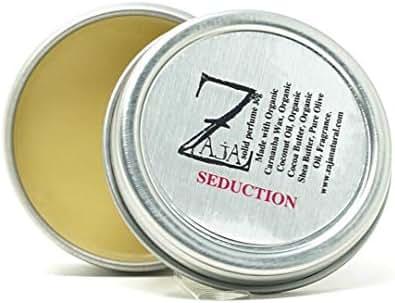 Seduction Solid Perfume 30g - Raspberry, Cantaloupe, Watermelon, Jasmine (Lick Me All Over)