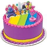 Decopac Trolls Poppy Show Me a Smile Cake Decoration Topper