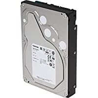 Toshiba 4TB Enterprise Internal Hard Drive - 7200RPM 3.5-Inch/ SATA3/SATA 6.0 GB/s 64MB - 5 Year Manufacturer Warranty