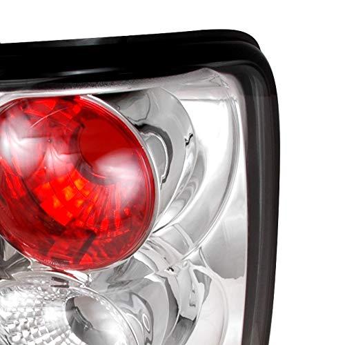 Spec-D Tuning LT-DEN00-TM Spec-D Altezza Tail Light Chrome