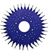 AMI PARTS Pool Cleaner Finned Seal disc Skirt Replacement Part Compatible with Zodiac Baracuda G2...