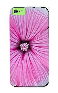 High Quality Qeftcm-4985-yneugvn Summer Purple Flower Tpu Case For Iphone 5c