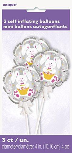 (Mini Easter Self Inflating Balloons,)