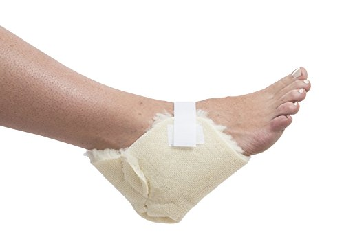 Essential Medical Supply Sheepette Heel Protectors