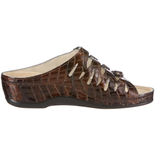 Berkemann Hassel Ladies Mules Brown (marrone)