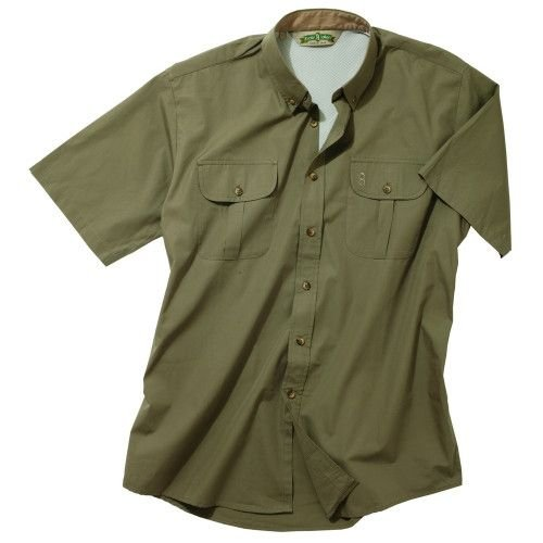 Bob Allen 140K BA Shooting Shirt Sage 3X 14084