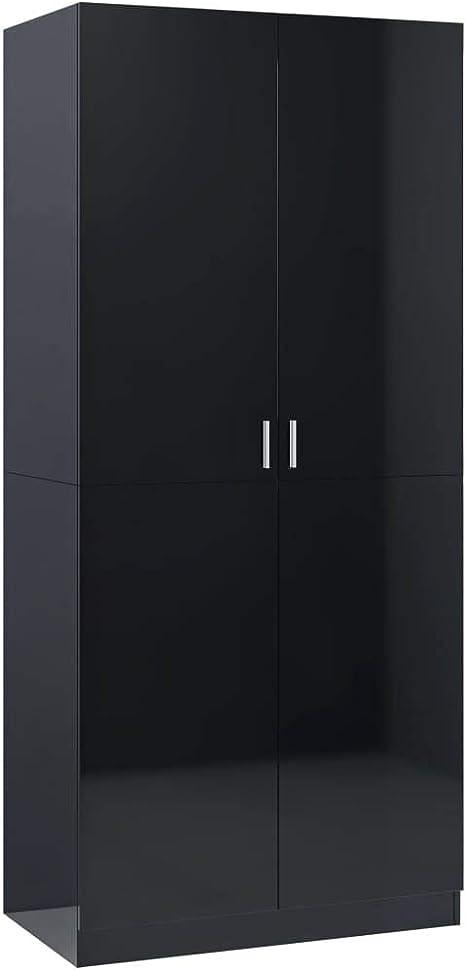 vidaXL Badezimmerschrank Spanplatte Midischrank Badschrank mehrere Auswahl