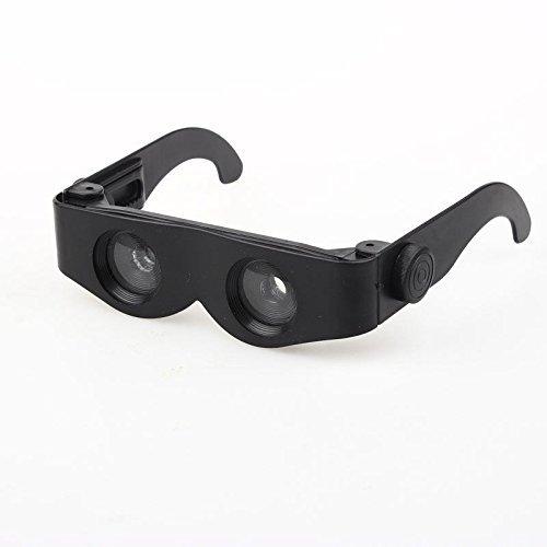 Zoomies Hands Free Binoculars 4X Magnification Zoom Enlarge Glasses - Zoom Glasses