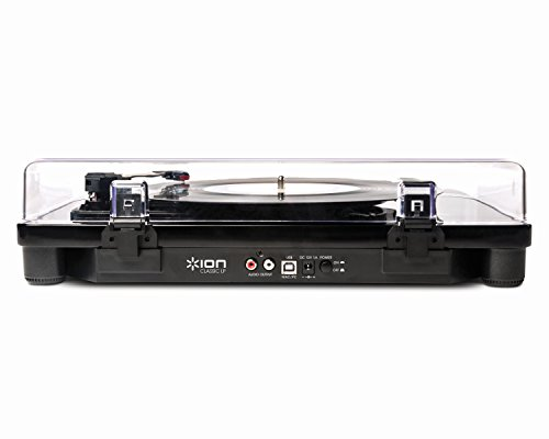 ion audio classic lp 3speed usb conversion turntable