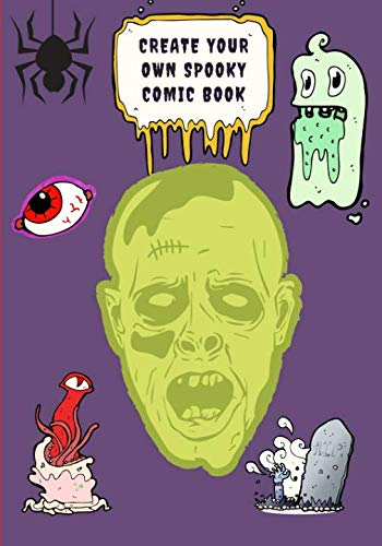 Create Your Own Spooky Comic Book ()