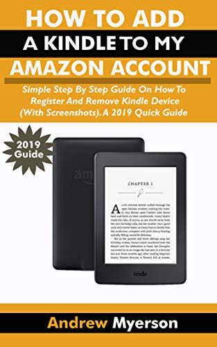 amazon kindle register - 1