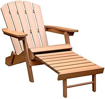 Merry Garden Faux Adirondack Chair