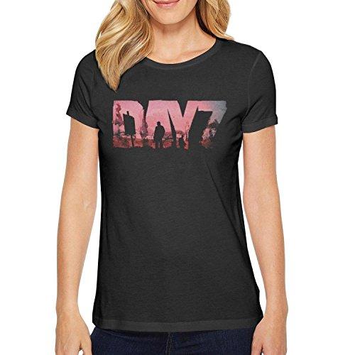 (Women's t Shirts Novelty Music Short Sleeve Cotton tee Shirt)