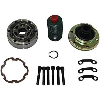 Cv Axle Repair >> Detroit Axle Rear Position Brand New Drive Shaft Cv Joint Repair Kit For Jeep Truck Sshort Box Cvk0011