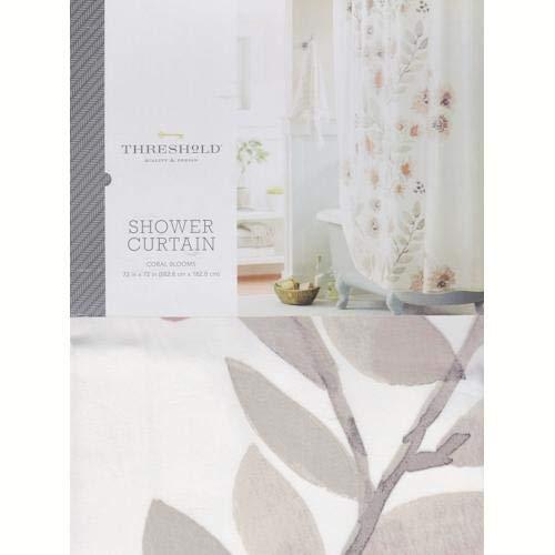 Threshold Flat Weave Shower -